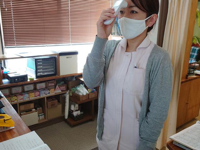 当院の新型コロナウイルス対策